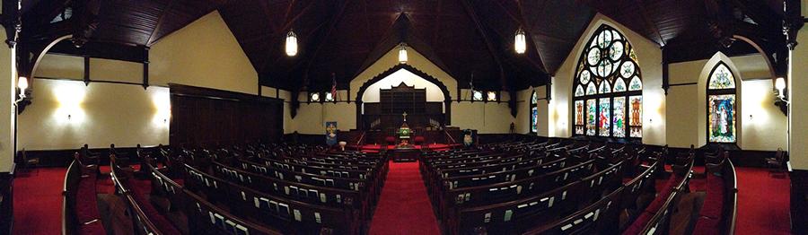 Sactuary 1 - Panorama